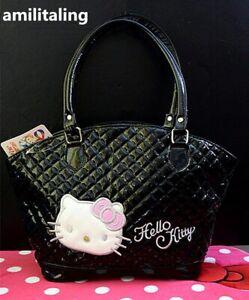 Hello Kitty Travel  Duffle  Shoulder Handbag  High Quality 2colors-FREE SHIPPING