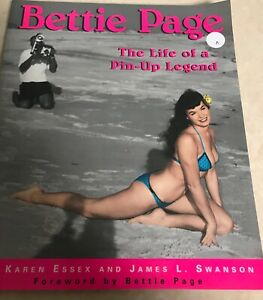 Bettie-Page-The-Life-of-a-Pin-Up-Legend-1998-by-Karen-Essex-and-James-Swanson
