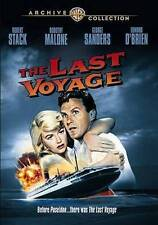 The Last Voyage,New DVD, George Sanders, Dorothy Malone, Robert Stack, Andrew St