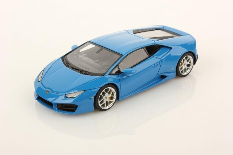LOOKSMART - Lamborghini Huracan LP 580-2 salon auto Los Angeles 2015 blu 1 43
