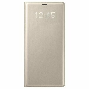 Original-Samsung-LED-View-Cover-Case-Huelle-EF-NN950-fuer-Galaxy-Note-8-Gold
