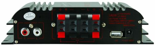 LP-168HA 2.1 2 x 40-Watt Amplifier and 1x68W Sub Output Lepai