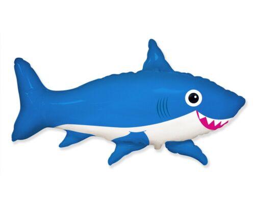 Shark Foil Balloon Super Shape 60cm 7201