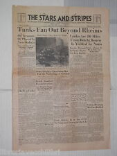 Liberata Rouen Avanzata britannica Bombardata Calais Goebbels linea Siegfried di