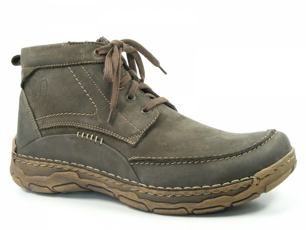 Josef Seibel zapatos caballero botas cálidas forro Dominic 09 25142-pl81