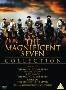 The-Magnificent-Seven-Collection-DVD-DVD-80VG-The-Cheap-Fast-Free-Post