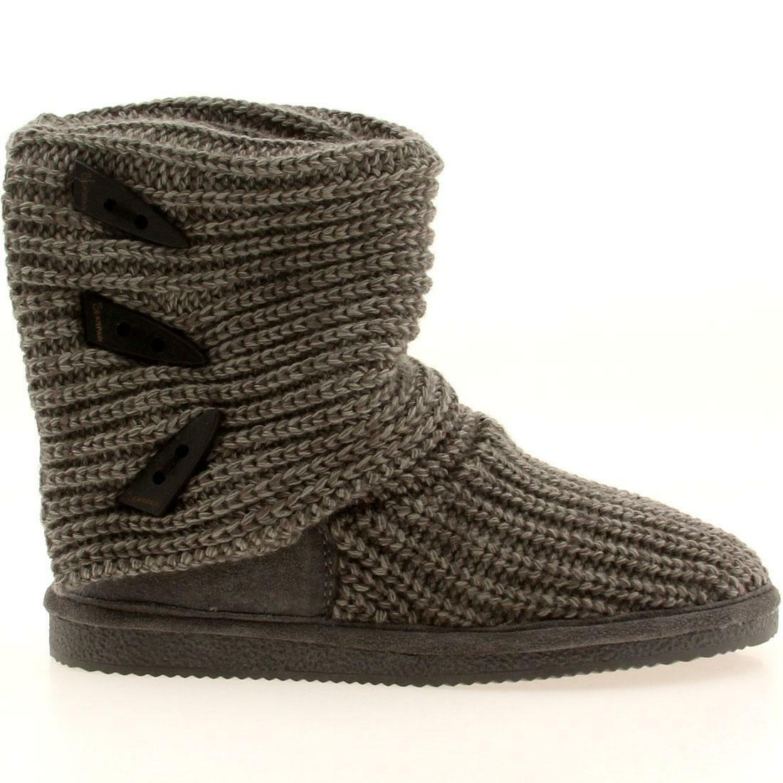 79.99 Bearpaw Damens Knit Tall Boot (gray) (gray) (gray) 658WGRY 41ef34