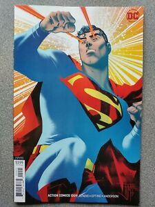 ACTION-COMICS-1009b-Superman-2019-DC-Universe-Comics-VF-NM-Book