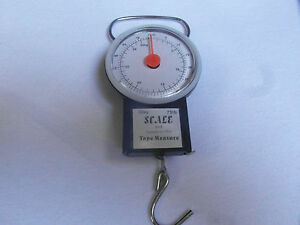FISCHWAAGE-ANG<wbr/>ELWAAGE-GEPÄCK<wbr/>WAAGE-bis 32kg