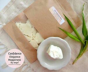 Unrefined-Shea-butter-raw-DIY-skincare-body-cream-organic-30g-50g-100g-150g