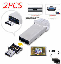 Micro USB Male to USB Female OTG Adapter Konverter Für Android Tablet Phone