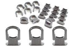 PVL 16//25 unbenutzt Kabelklemmen Bakelit Kabelschellen Klickschellen 10 Stck