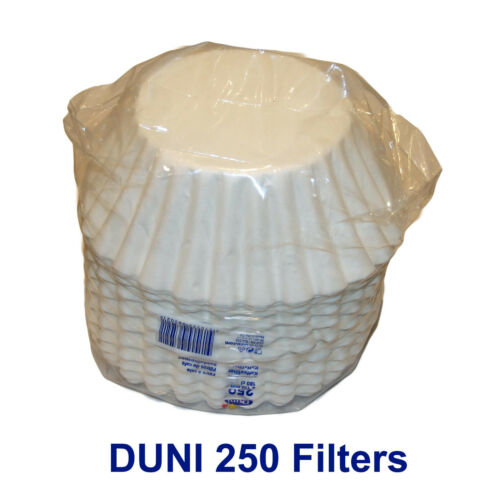 180cl 250 Duni Universal Coffee Filter Papers 110mm 3 Pints
