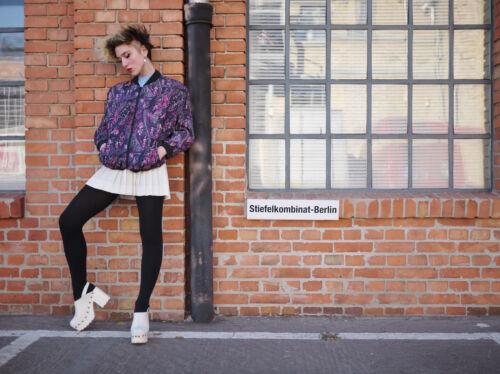 Vintage Blouson 90er Jacke True Windjacke Jacket Nos Bruns 90's Bomberjacke nnaq1T0