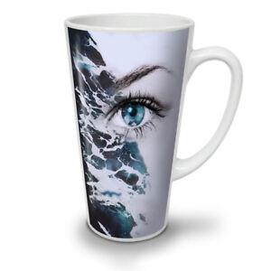 Eye Stylish Print NEW White Tea Coffee Latte Mug 12 17 oz | Wellcoda