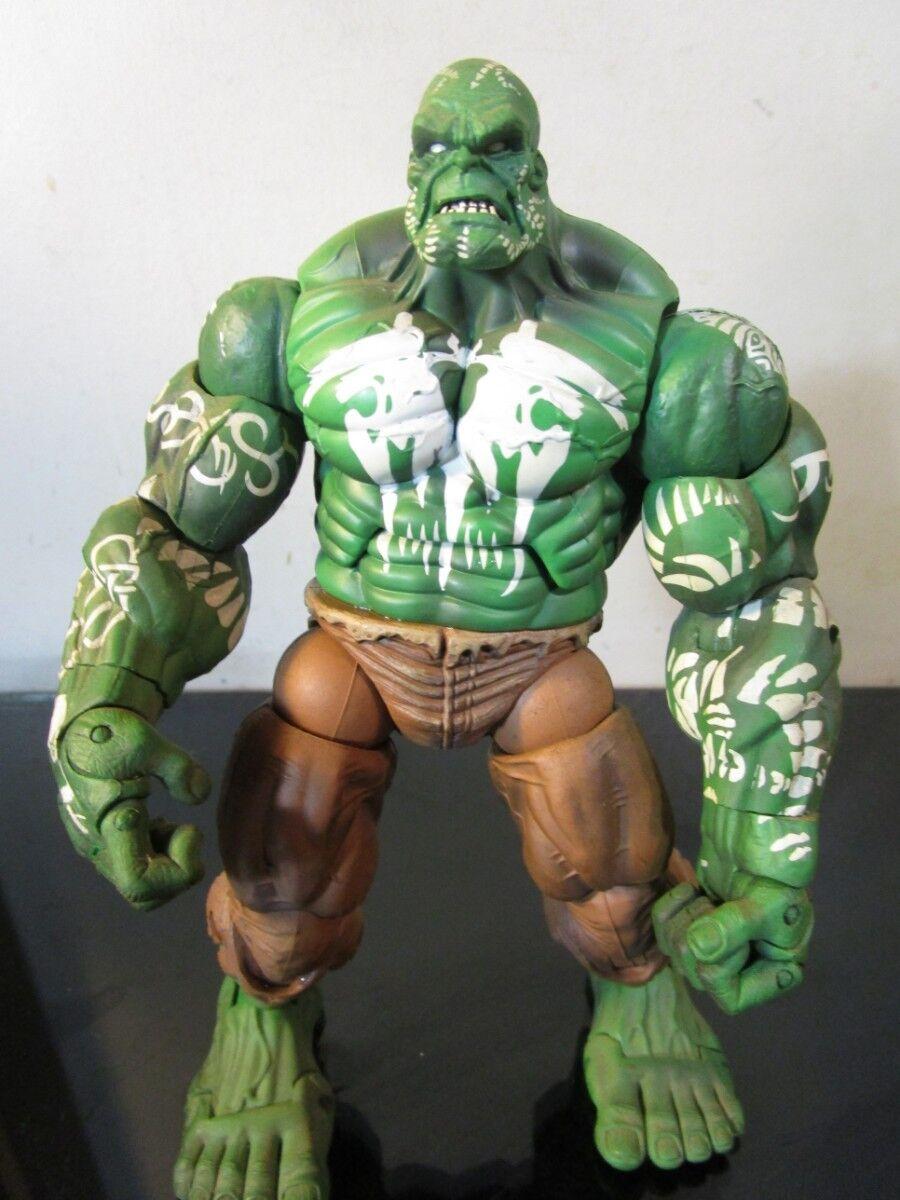 Marvel Legends HOUSE OF M Hulk Action Figure Toy Biz 2006