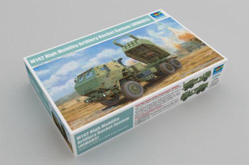 HIMARS Trumpeter 01041 1//35 M142 High Mobility Artillery Rocket System