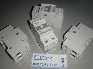 SIEMENS-5TE7712-REG-Ausschalter-100A-2polig-230V-400V-2PLE-N-Mass-H-55mm-VDE-NEU