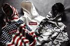 17/ss Supreme FW16 Box Logo Sweater HOODIE PULLOVER Snow camouflage CdG S-XL