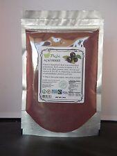 ACAI Assai powder berry 8oz 1/2lb Superfood anti-age protein detox fib OM3 Vigor