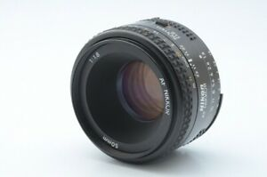 Nikon-AF-NIKKOR-50mm-F1-8-Lens-from-Japan