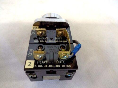 Details about  /NEW ALLIS-CHALMERS OTPL-T1 P//N 14-961-285-50-025 PILOT LIGHT