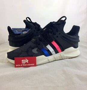 11.5 NEW adidas Originals EQT Support ADV Camo Equipment BB1309 Black Blue Red