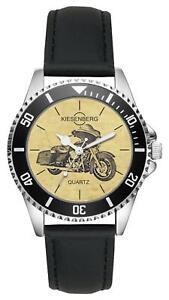 Für Harley Davidson Street Glide Motorrad Fan Armbanduhr L-20410