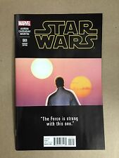 Star Wars #1 - Skywalker Strikes (Oct 2015, Marvel)