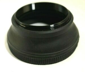 46mm-threaded-Rubber-Lens-Hood-shade-vintage-collapsible