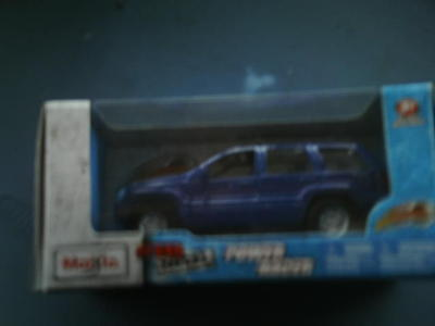 MERCEDES-BENZ SLS AMG /'Fresh Metal/' Power Racer Model Scale 1//38 Maisto