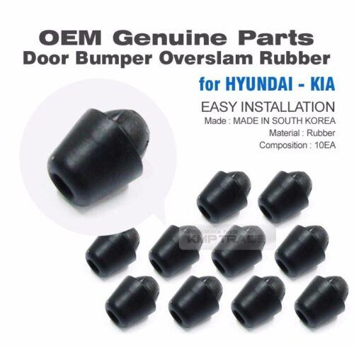 OEM Genuine Parts Bonnet Bumper Door Overslam For HYUNDAI 2009-17 Genesis Coupe