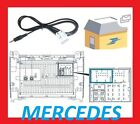 CABLE AUXILIAIRE MP3 AUTORADIO MERCEDES Classe CLK W209 NEUF