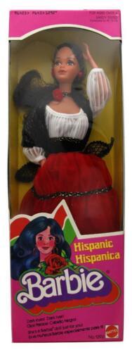 Vintage 1979 Hispanic Barbie Steffie Face by Mattel #1292 NIB