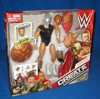 Wwe Create A Superstar Gladiator Set Triple H Pack Cgl78
