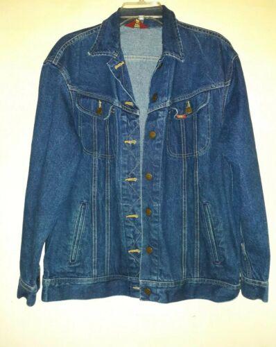 Ms. Lee Denim Jacket Trucker Western Size 11/12