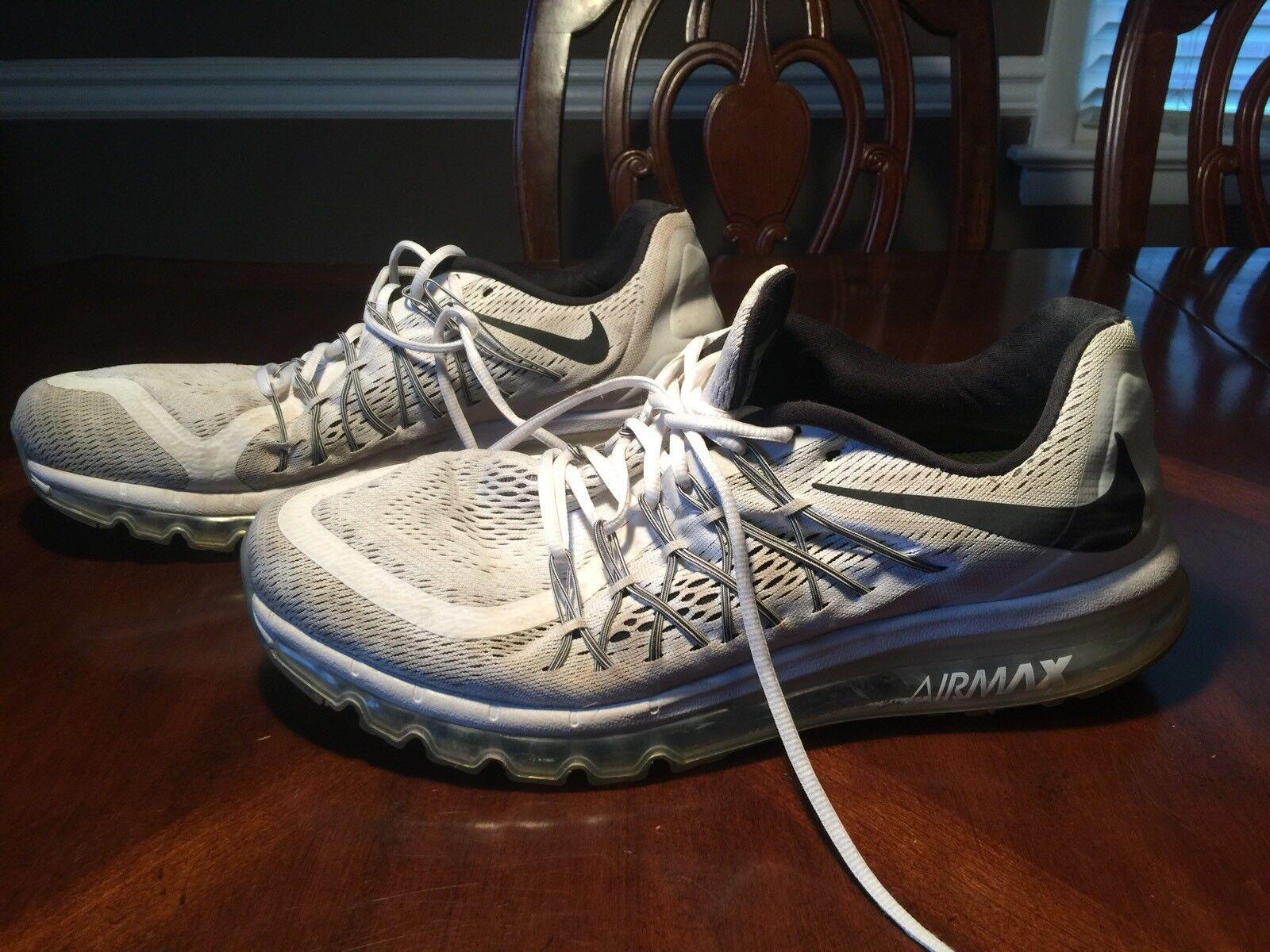 Nike  Air max 698902-101 Men's 14  Running Shoes