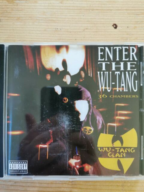 Wu-Tang Clan - Enter the Wu-Tang (36 Chambers, Parental Advisory, 1999)
