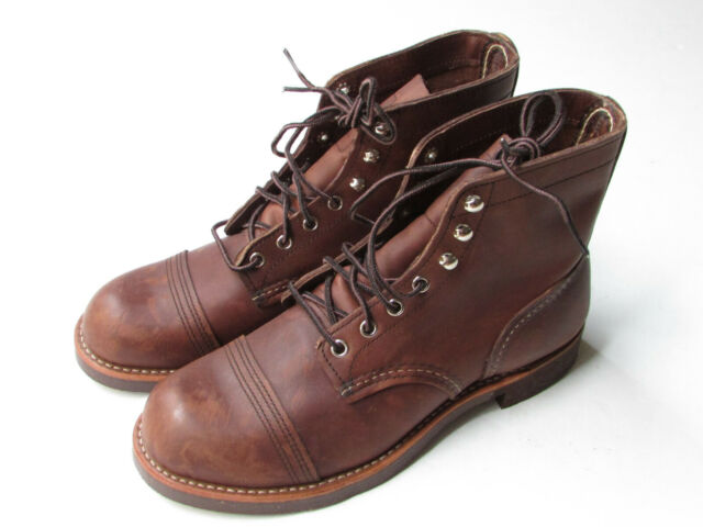 Brooks Brothers Red Wing Iron Ranger