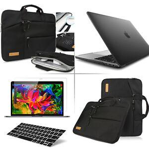 4-IN-1-Black-Laptop-Sleeve-Bag-w-Shockproof-Case-F-Macbook-Pro-Air-Retina-13-034-15