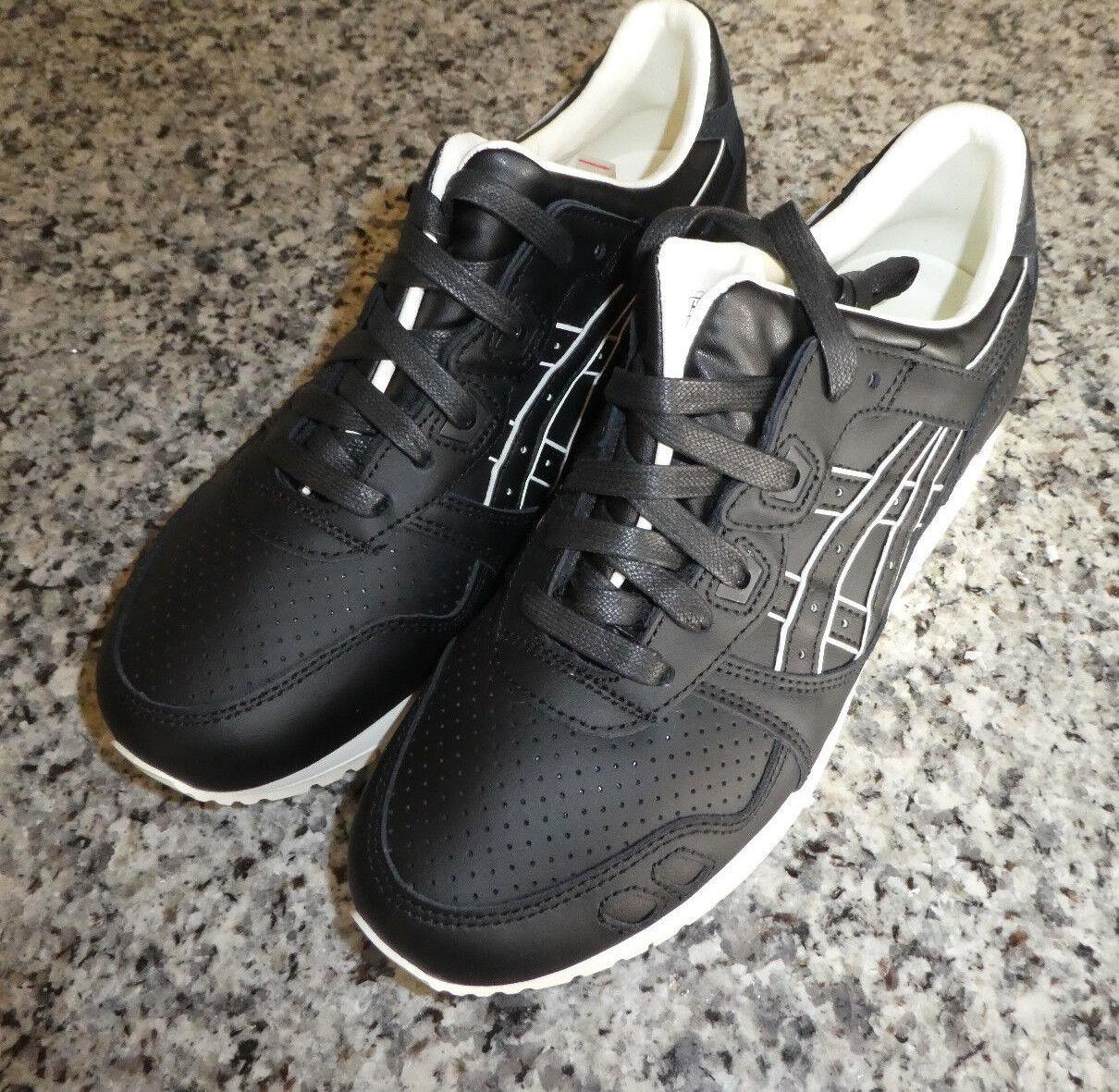 Asics Gel Lyte III h6s3l zapatos cuero negro Nueva h6s3l III 9090 6d8f59