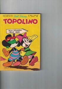 1975 07 13 - TOPOLINO - WALT DISNEY - N.1024 - 13 LUGLIO 1975 - Italia - 1975 07 13 - TOPOLINO - WALT DISNEY - N.1024 - 13 LUGLIO 1975 - Italia
