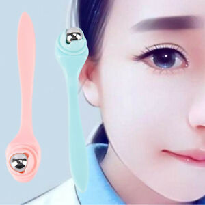 Eye-Massager-Stainless-Steel-Roller-Treatment-Roll-on-Relaxation-Beauty-Care-QY