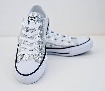 converse all star silver