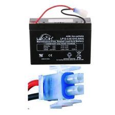 Batterie für Mcculloch Mowcart 66 12V 2,8AH Ersatzbatterie Akku 586457801