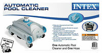 Pool Cleaner Automatic Vacuum Intex Auto Ground Swimming Powerful Pool Cleaner