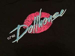 Tna The Dollhouse T Shirt Xl Jade Marti Bell Rebel Awesome Kong