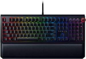 Razer BlackWidow Elite Mechanical Gaming Keyboard RGB Green Mechanical Switches