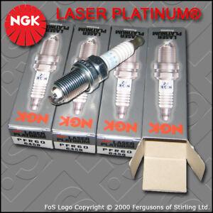 NGK-PLATINUM-SPARK-PLUG-SET-for-VW-GOLF-MK4-1J-1-8-T-20V-GTI-1997-2004