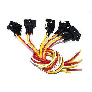 Details about 5Pcs Pigtail Harness Connector 3 Wire For Idle Air Control on 2005 chrysler 300 wiring harness, 2005 chrysler crossfire wiring harness, 2001 dodge dakota wiring harness, 2010 jeep wrangler wiring harness, 2005 ford f250 wiring harness, 2006 dodge dakota wiring harness, 2005 chevy equinox wiring harness, 1996 dodge dakota wiring harness, 2003 hyundai elantra wiring harness, 2005 chevy impala wiring harness, 2008 hyundai santa fe wiring harness,